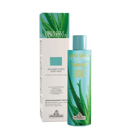 Verattiva after-sun balm 200m