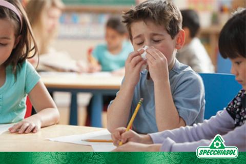 σχολικές ιώσεις