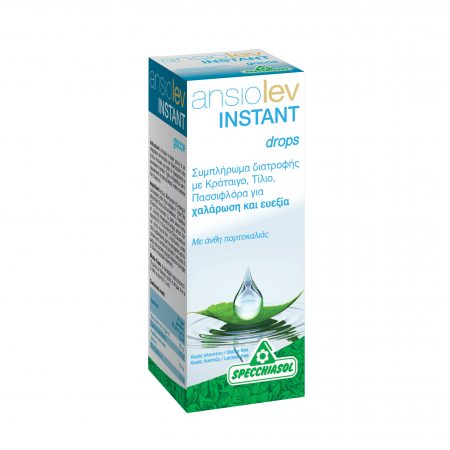 Ansiolev instant drops 20ml